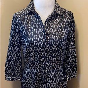 Chadwicks 50s Style Dress - Size 12